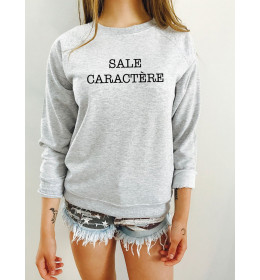 Woman sweater SALE CARACTÈRE