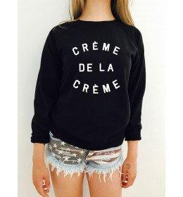Woman sweater CRÈME DE LA CRÈME