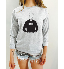 Woman sweater KARL