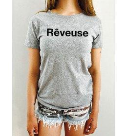 Woman T-shirt RÊVEUSE