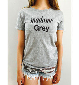 T-shirt Femme MADAME GREY