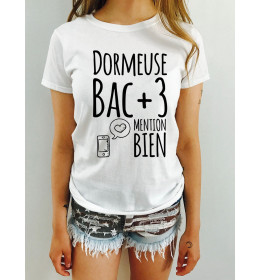 Woman T-shirt DORMEUSE