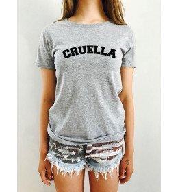 T-shirt Femme CRUELLA