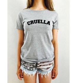 Woman T-shirt CRUELLA