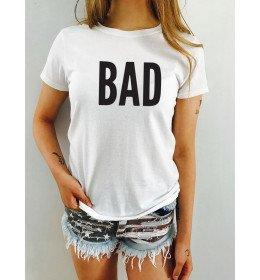 Woman T-shirt BAD