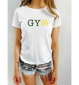 T-shirt Femme GYM