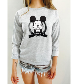 Woman Sweater QUEEN MOUSE