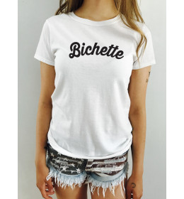 Woman T-shirt BICHETTE
