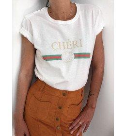Woman T-shirt CHERI