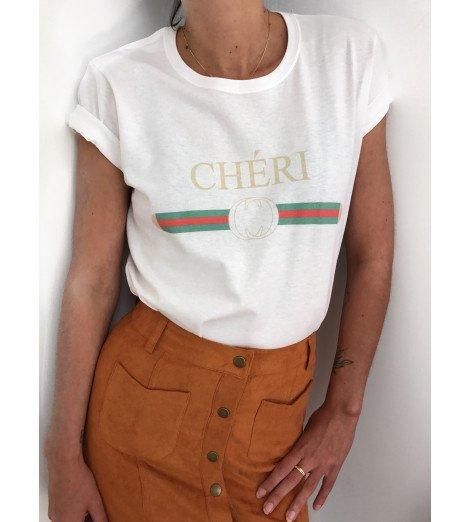 T-shirt Femme CHERI
