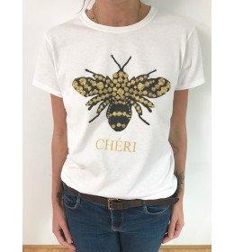 WOMAN T-SHIRT BEE
