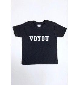 KIDS T-SHIRT VOYOU