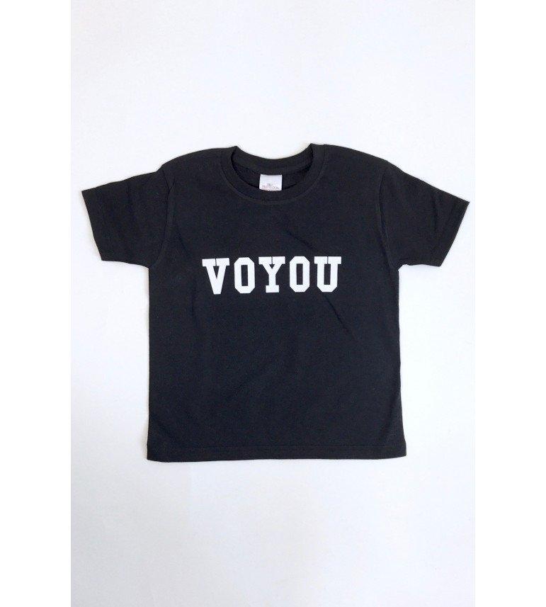 T-SHIRT ENFANT VOYOU
