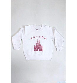 SWEAT ENFANT MAISON