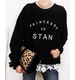 WOMAN SWEATER PRINCESSE EN STAN