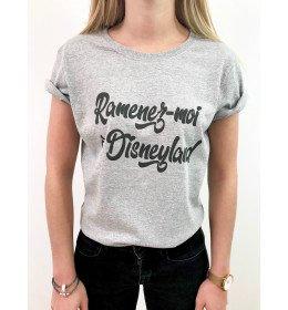 WOMAN T-SHIRT RAMENEZ-MOI À DISNEYLAND