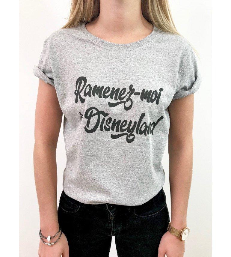 T-SHIRT FEMME RAMENEZ-MOI À DISNEYLAND