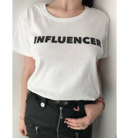 T-SHIRT FEMME INFLUENCER