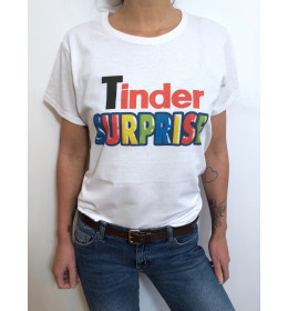 T-shirt Femme TINDER SURPRISE
