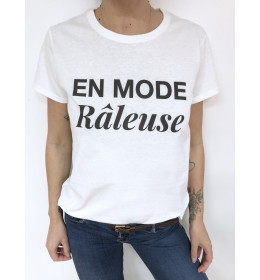 Woman T-shirt EN MODE RALEUSE