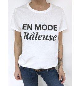 T-shirt Femme EN MODE RALEUSE