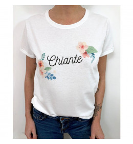 T-shirt femme CHIANTE