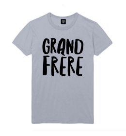 t-shirt homme GRAND FRERE