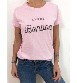 T-shirt Femme CASSE BONBON