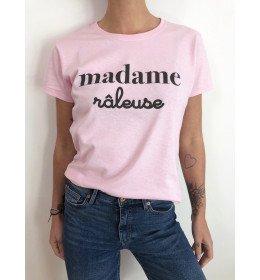 t-shirt femme MADAME RÂLEUSE