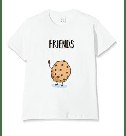Duo t-shirts enfant BEST FRIENDS COOKIE MILK
