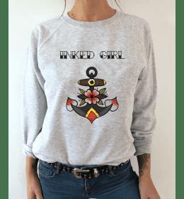 Woman Sweater ANCRE TATTOO