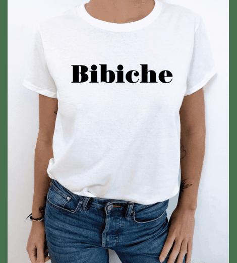 T-shirt femme BIBICHE