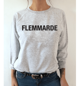 Woman Sweater FLEMMARDE