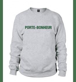 sweat homme PORTE-BONHEUR