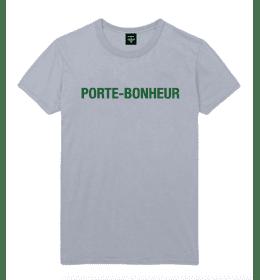 t-shirt homme PORTE-BONHEUR