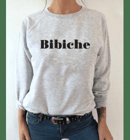sweat femme BIBICHE
