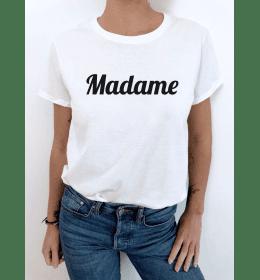 T-shirt femme MADAME