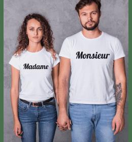 T-shirt homme MONSIEUR