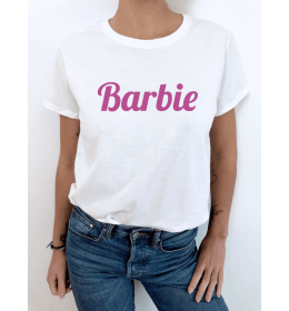 T-shirt femme BARBIE