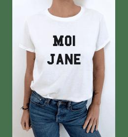 T-shirt femme MOI JANE