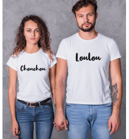 T-shirt homme LOULOU