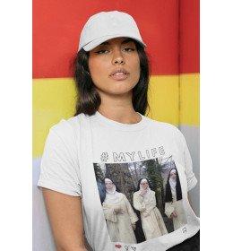 T-shirt Femme INSTAGRAM RELIGIEUSES