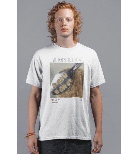 t shirt homme instagram money