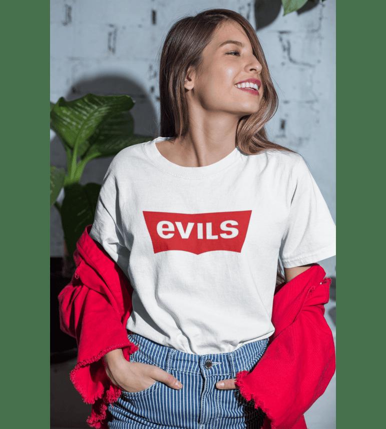 T-shirt Femme EVILS
