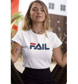T-shirt Femme FAIL