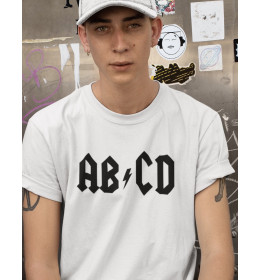 T-shirt Homme AB CD