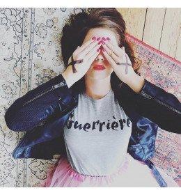 Woman T-shirt GUERRIERE