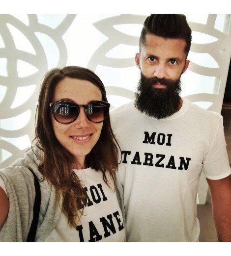 T-shirt homme MOI TARZAN