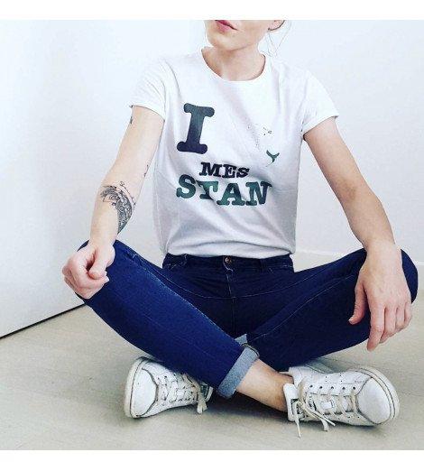 T-shirt femme I LOVE MES STAN