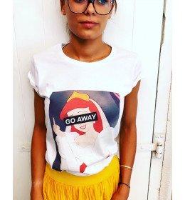 T-shirt femme ARIEL GO AWAY